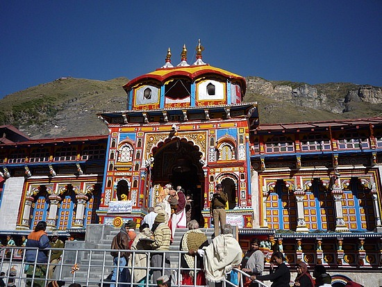 SrI Badrinath Temple