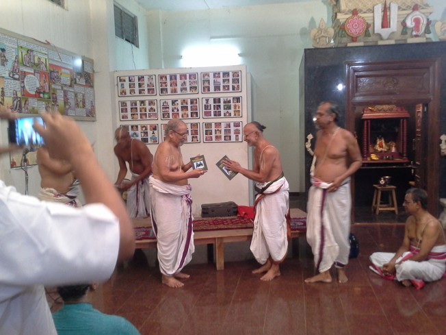 Book Release by Sri Karunakarachariar_10