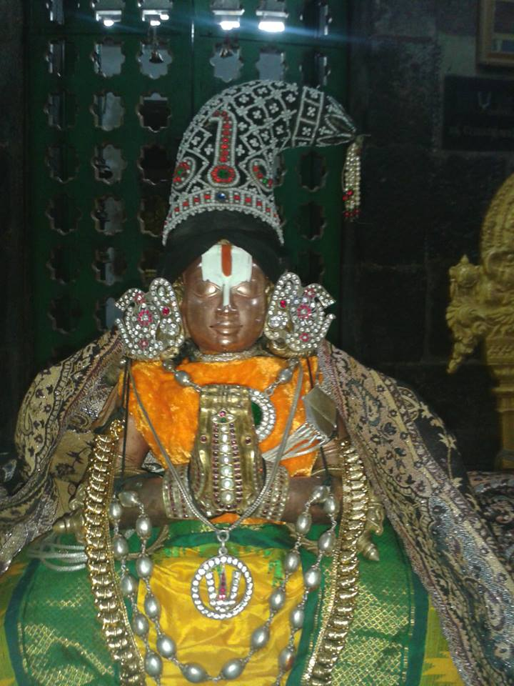 Peyazhwar at Mylai Sri Kesava Perumal Temple3