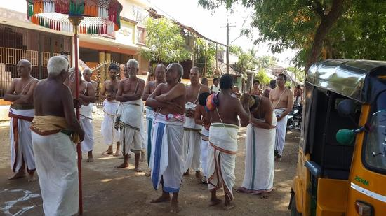 Annan Perumal Kovil  Brahmotsavam  2013 day1 to 5-09