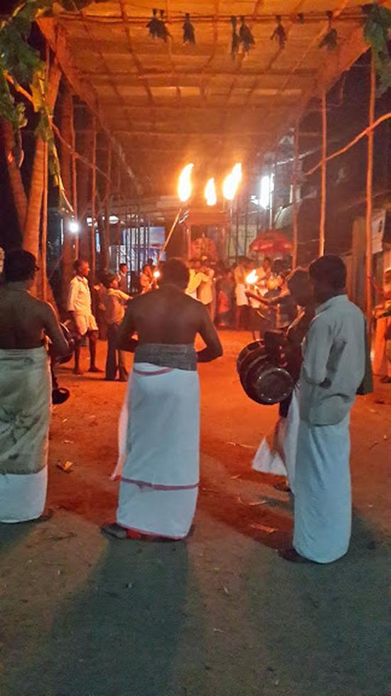 Annan Perumal Kovil  Brahmotsavam  2013 day1 to 5-13