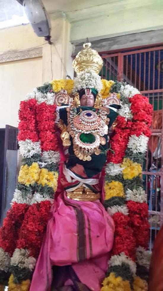 Annan Perumal Kovil  Brahmotsavam  2013 day1 to 5-21