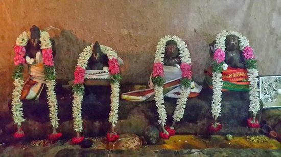 Annan Perumal Kovil  Brahmotsavam  2013 day1 to 5-29