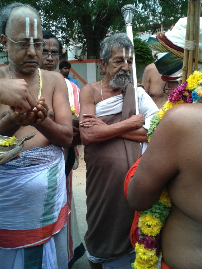 Azhagiyasingar Pattana Pravesam and Mangalasasanam at Melukote 2013-20