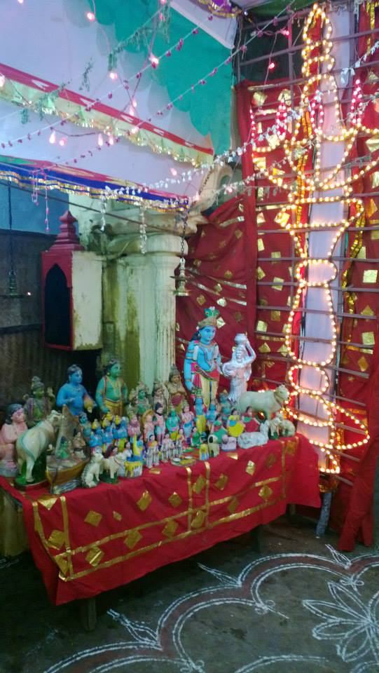 Golu at Vanamamalai