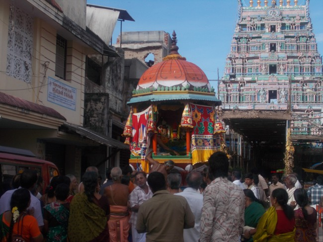 Oppiliappan Kovil Brahmotsavam THiruther 2013 day 9 -00