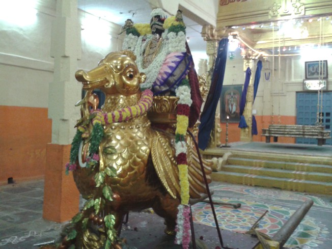 Thiruvahindrapuram_Swami Desikan_Day1_Evening_03