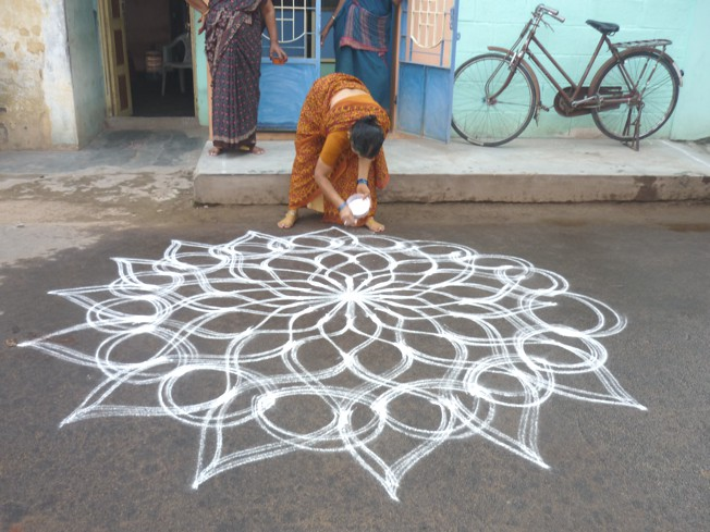 information of rangoli