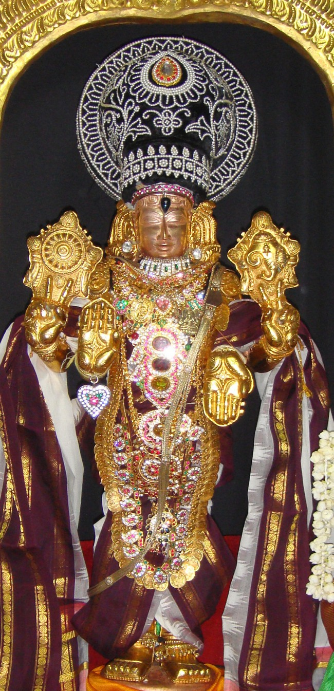 Thirumangai Azhwar janma thirunakshatram at thiruvellukkai 2013-01