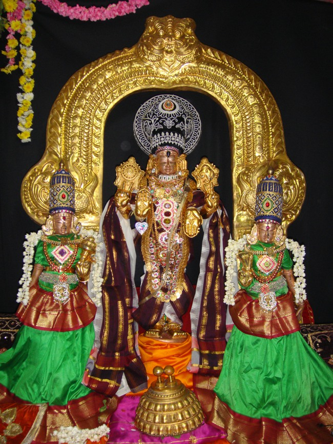Thirumangai Azhwar janma thirunakshatram at thiruvellukkai 2013-02