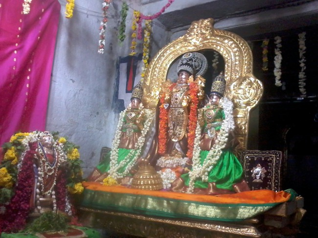 Thirumangai Azhwar janma thirunakshatram at thiruvellukkai 2013-09