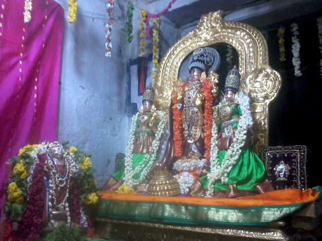 Thirumangai Azhwar janma thirunakshatram at thiruvellukkai 2013-10