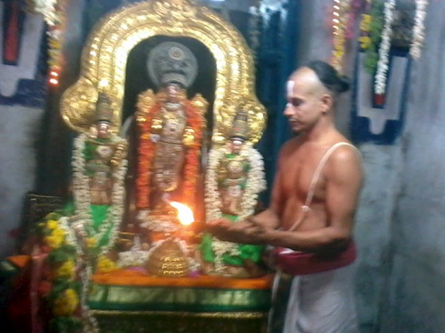Thirumangai Azhwar janma thirunakshatram at thiruvellukkai 2013-15