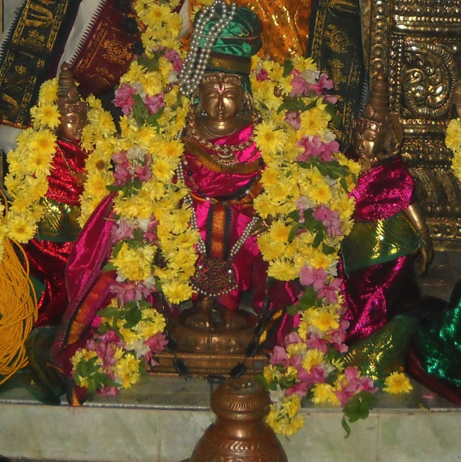 Arasanipalai Swathi Homam and Thirumanjanam 2014--01