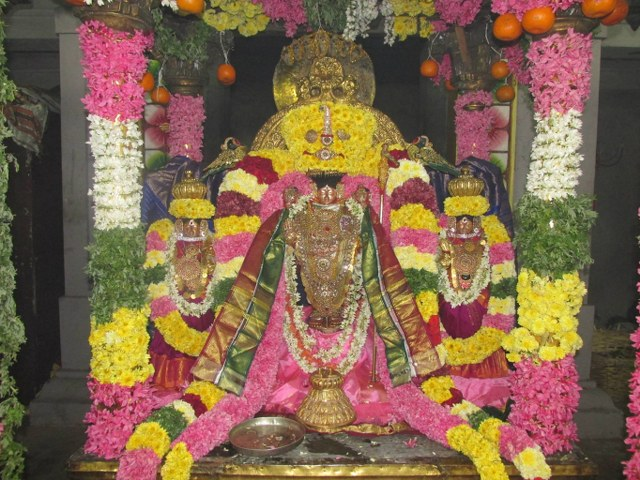 Nammazhwar Moksham at Thiruvahindrapuram Devanathan  Temple 2014 set -11_640x480