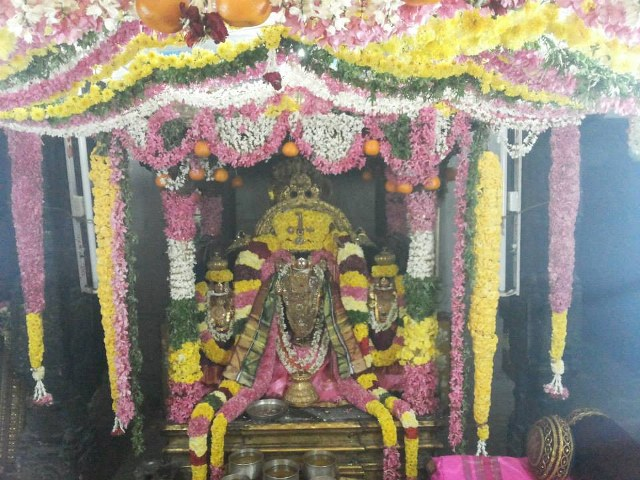 Nammazhwar Moksham at Thiruvahindrapuram Devanathan  Temple 2014 set -15_640x480