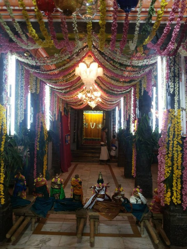 Nammazhwar Moksham at Thiruvahindrapuram Devanathan  Temple 2014 set -19_640x853