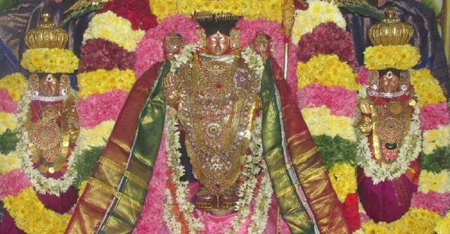 Nammazhwar Moksham at Thiruvahindrapuram Devanathan  Temple 2014 set -26_640x333