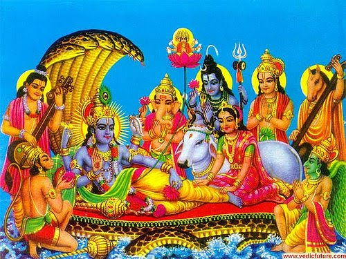 narayana with others