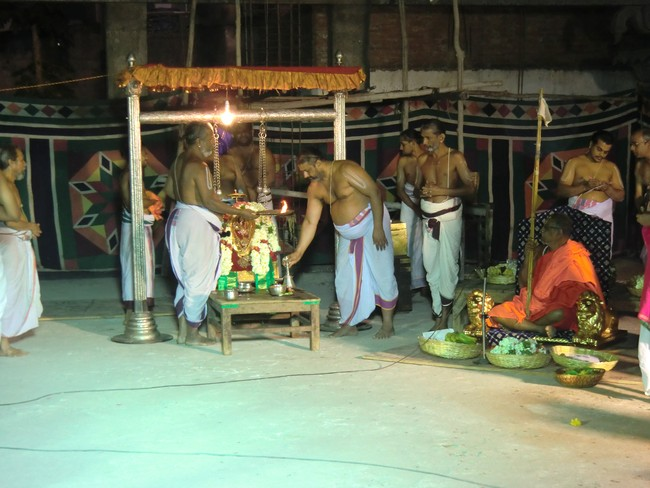 46th Azhagiyasingar Mangalasasanam at Secundrabad Sri Lakshmi Narasimha temple  2014 -07
