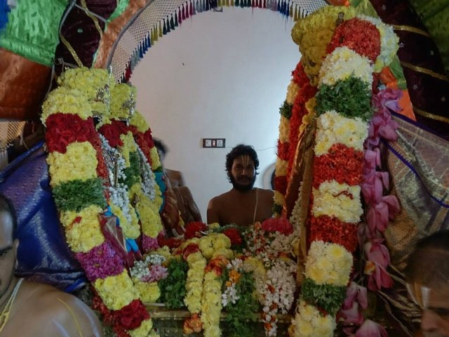 Masi magam utsavam at THiruvahindrapuram  2014 -3