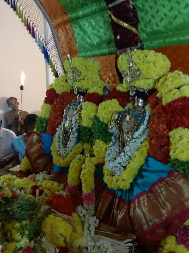 Masi magam utsavam at THiruvahindrapuram  2014 -4