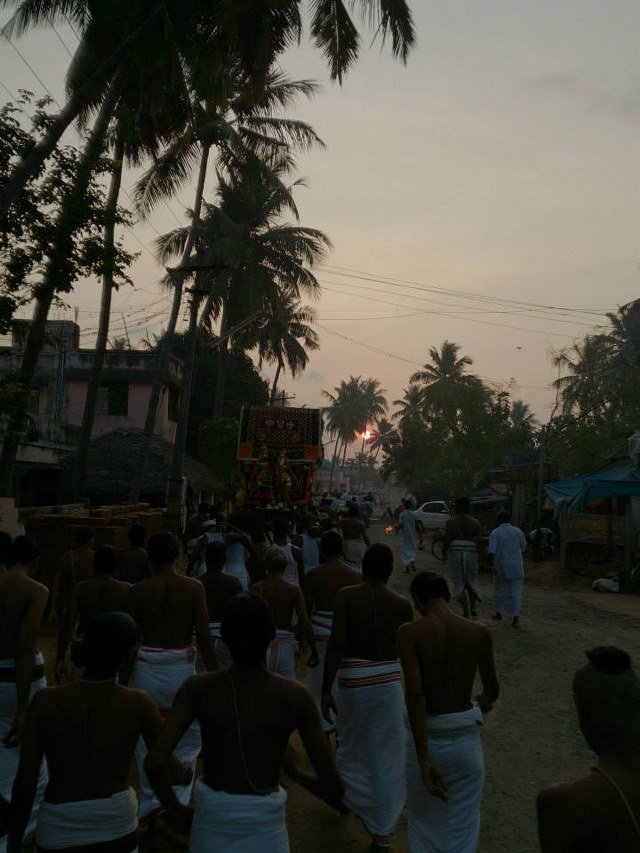 Masi magam utsavam at THiruvahindrapuram  2014 -6