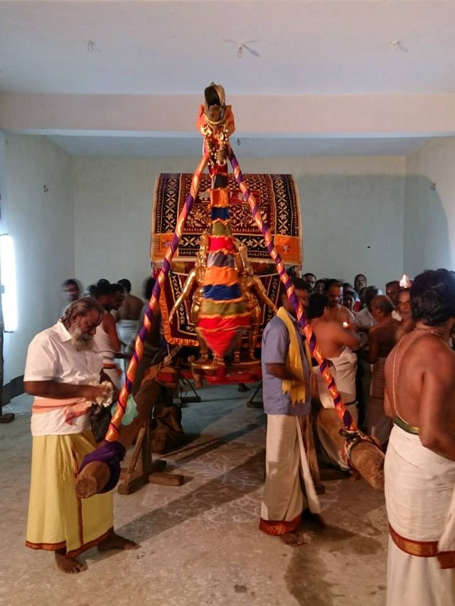Masi magam utsavam at THiruvahindrapuram  2014 -8