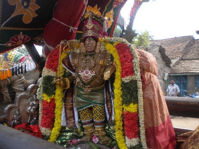 Mannargudi Rajagopalan Day 6 Utsavam Morning  2014 -6