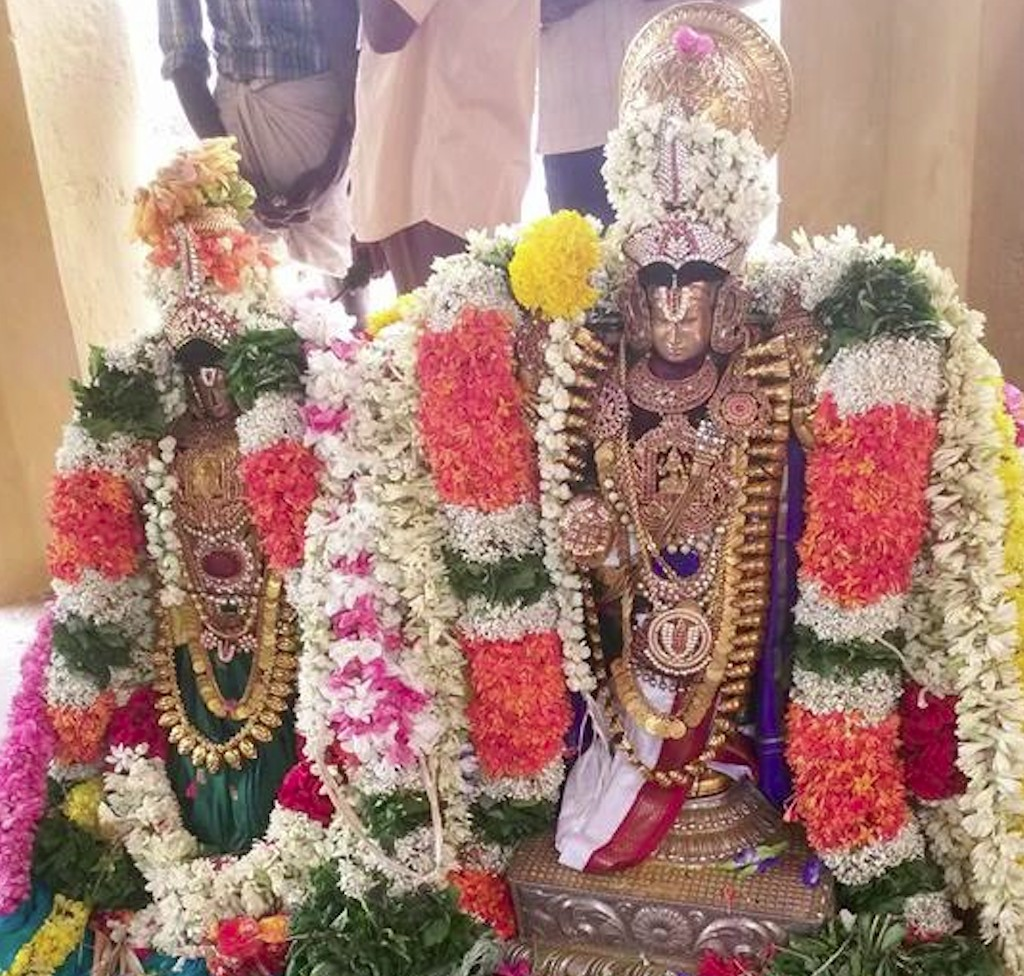 Oppiliappan Thiruther