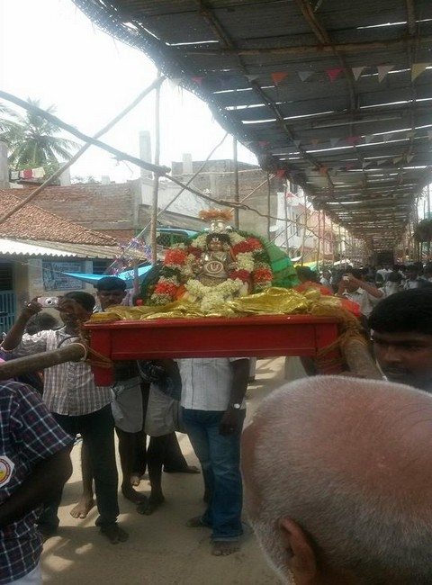 Sri Oppilliappan Brahmothsavam Thiruther11