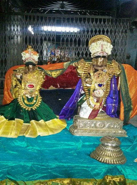 Sri Oppilliappan Brahmothsavam Thiruther13