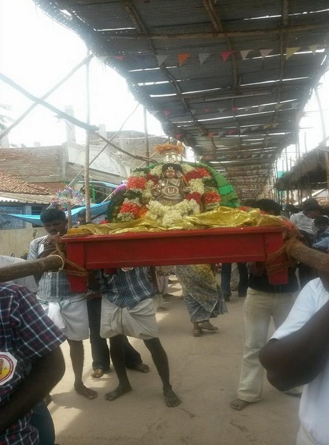 Sri Oppilliappan Brahmothsavam Thiruther16