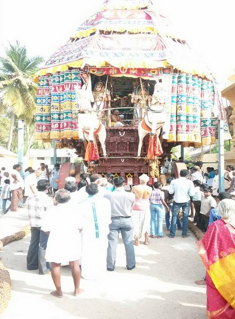 Sri Oppilliappan Brahmothsavam Thiruther18