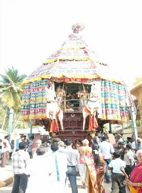 Sri Oppilliappan Brahmothsavam Thiruther7