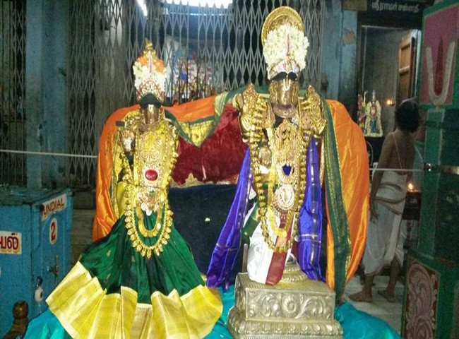 Sri Oppilliappan Brahmothsavam Thiruther9