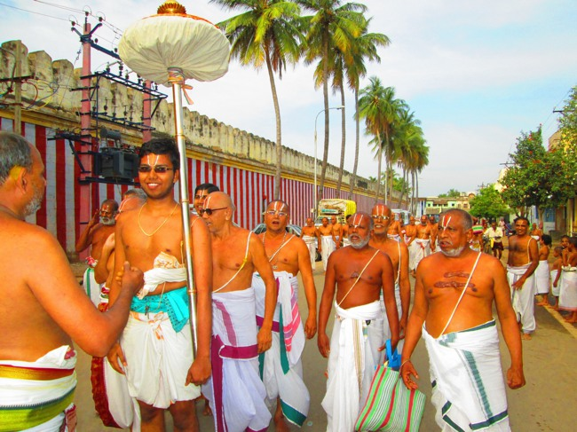 Srirangam Masi Theppotsavam Day 6 Morning 2014--13