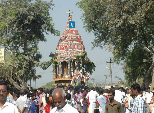 Thiruneermalai Brahmothsavam Thiruther11