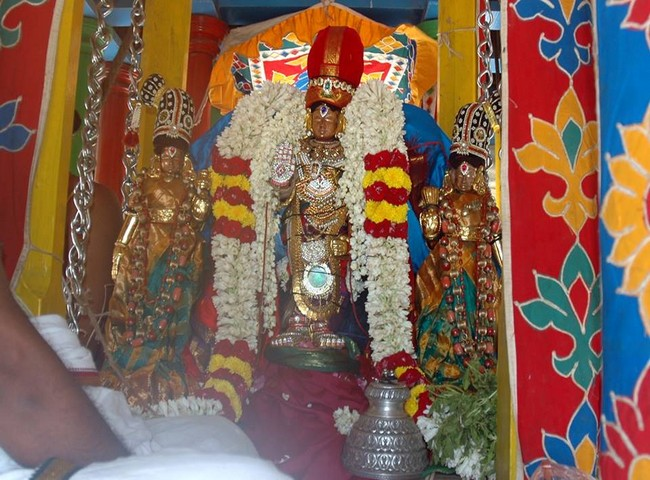 Thiruneermalai Brahmothsavam Thiruther13