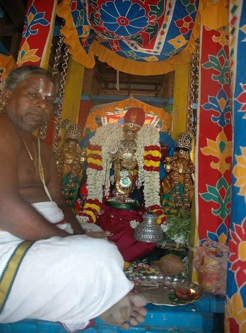 Thiruneermalai Brahmothsavam Thiruther14