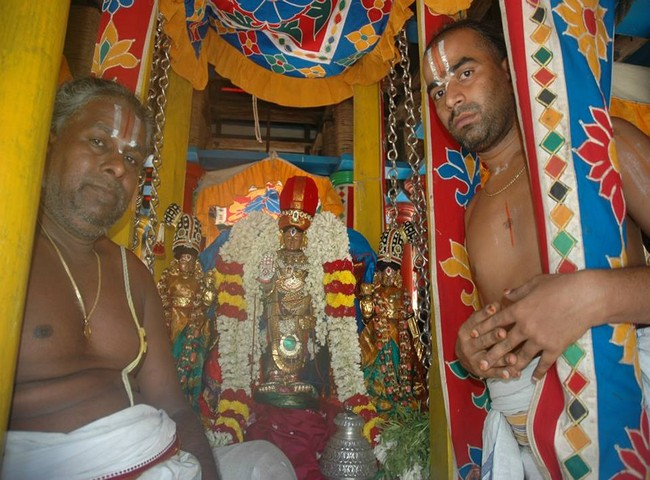 Thiruneermalai Brahmothsavam Thiruther7