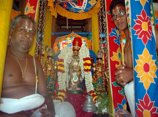 Thiruneermalai Brahmothsavam Thiruther9