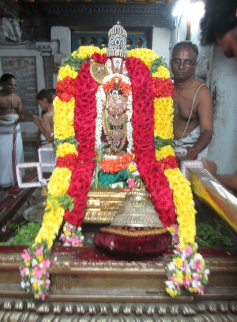 pooviruthavalli thirukachi nambigal thiru avathra uthsavam1day 1