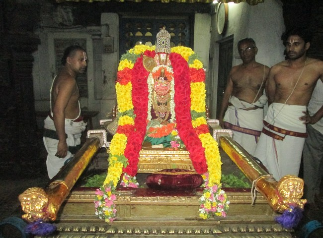 pooviruthavalli thirukachi nambigal thiru avathra uthsavam3day 1