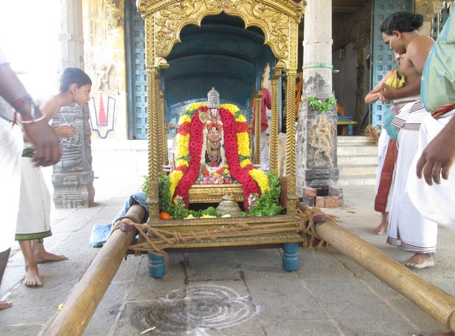 pooviruthavalli thirukachi nambigal thiru avathra uthsavam6day 1