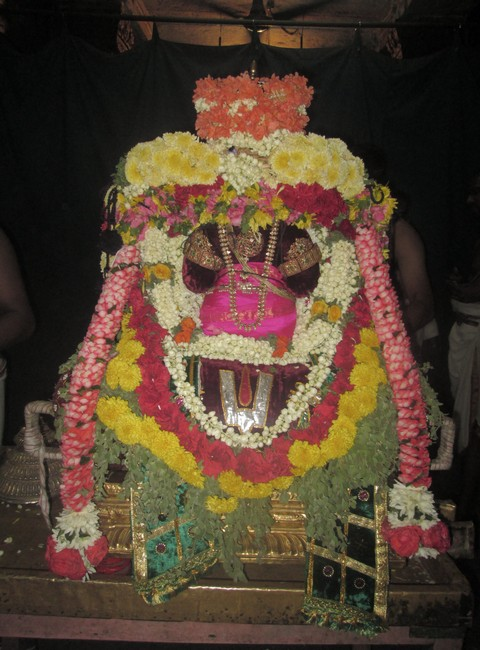pooviruthavalli thirukachinambigal thiruavathara uthsavam day 96