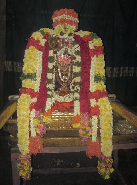 pooviruthavalli thirukachinambigal thiruavathara uthsavam day 97