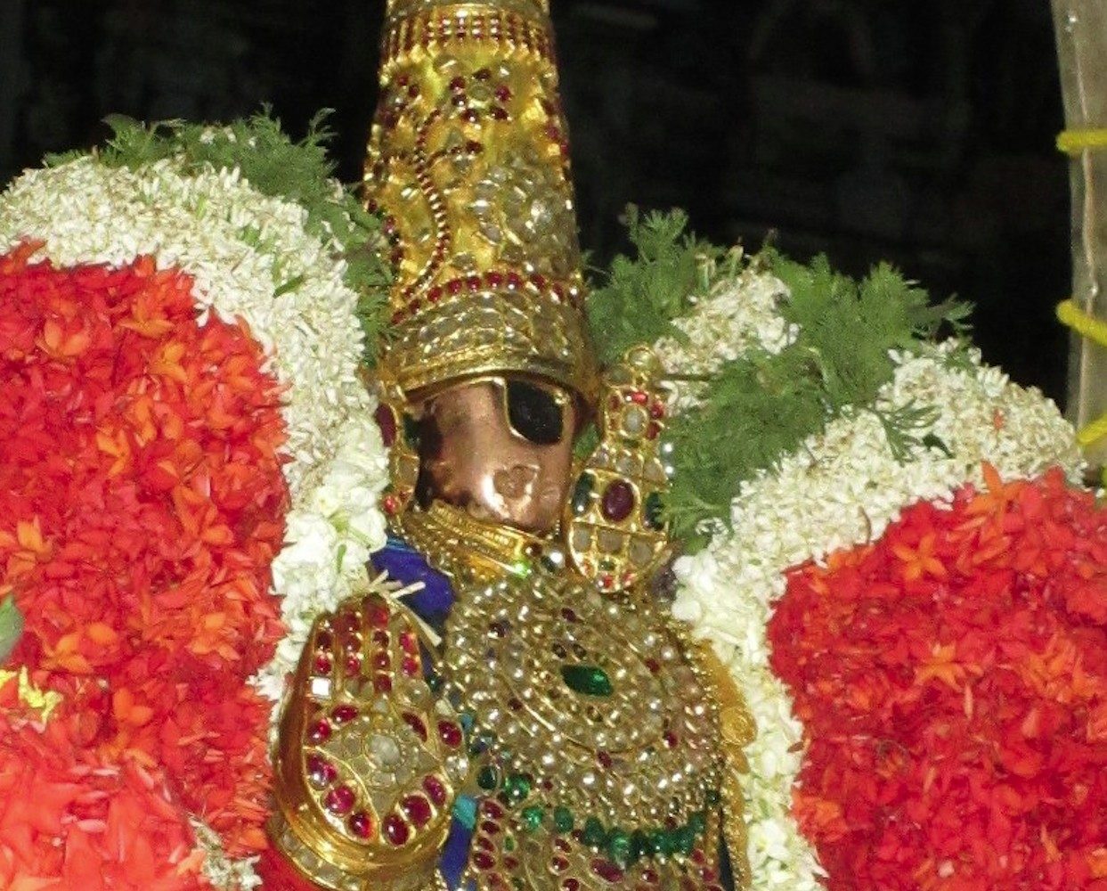 Namperumal In thiruchivigai