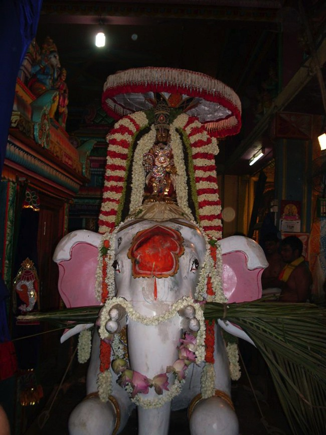 MGR Nagar Avatara Utsavam day 6 eve 2014--03