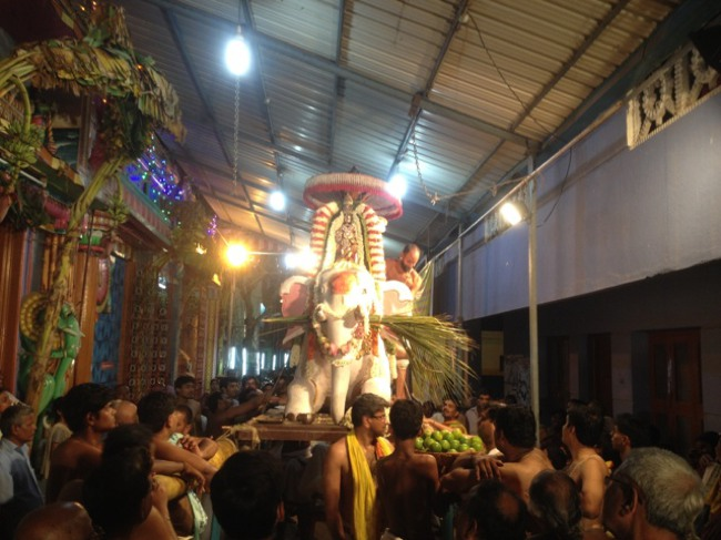 MGR Nagar Avatara Utsavam day 6 eve 2014--14